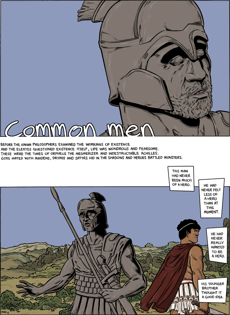 Common Men, page 1 of 6